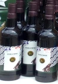 AVAP Roselle wine