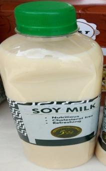 AVAP Soy milk