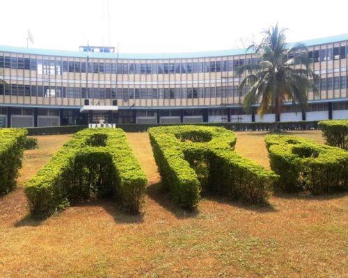 The Institute Admin building