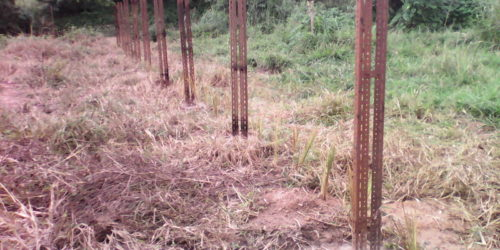 land reclamation for irrigation