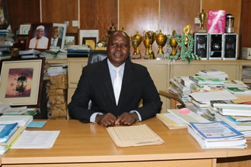 Professor James Alabi Adediran